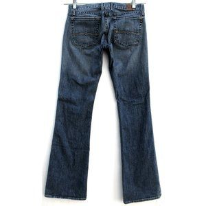 Lucky Brand LiL Maggie One Button Fly Bootcut Sz 2